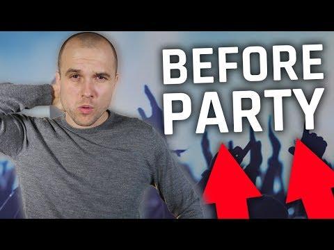 MELANŻ CZY DOMÓWKA? Wraca BEFORE PARTY! Tylko DOBRY HIP HOP!