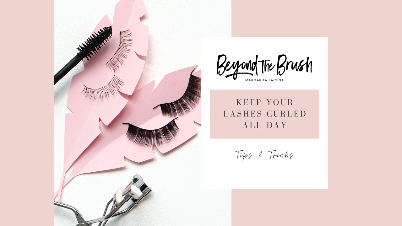 Tutorial: How to keep your lashes stay curled all day ...