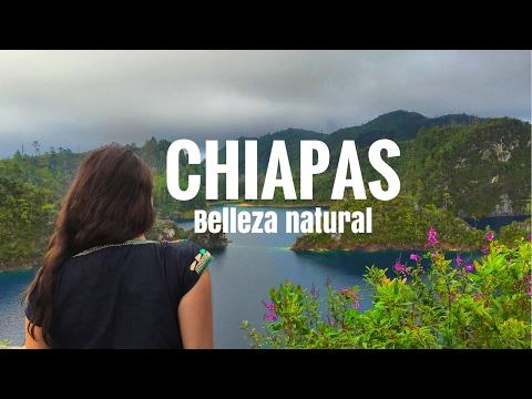 Conociendo Chiapas   El chiflón, lagos de Montebello, San Cristóbal, Agua azul y Misol-Ha