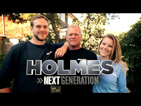 Don't Miss Holmes Next Generation On The DIY Network