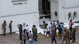 Seven arrested as death toll from blasts surpasses 200 in Sri Lanka