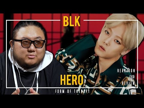 Producer Reacts to BLK Hero