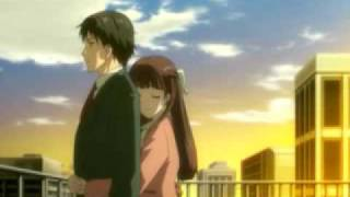 White Album ~Lips of an angel - Hinder~ AMV