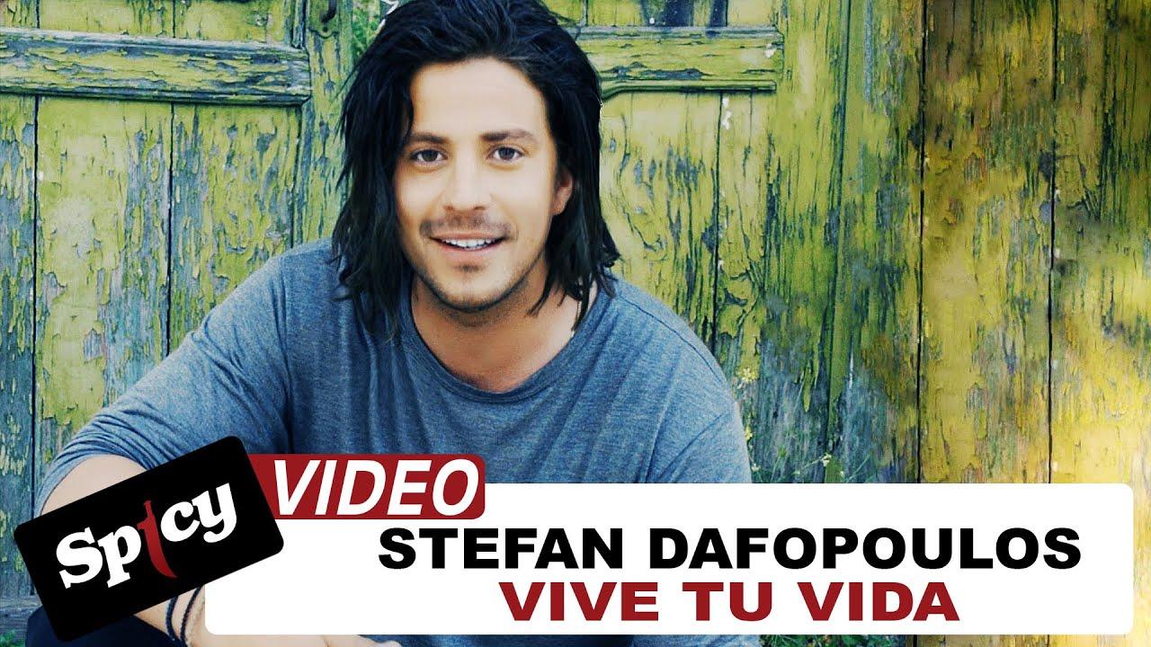 Download Stefan Dafopoulos - Vive Tu Vida - Official Music Video