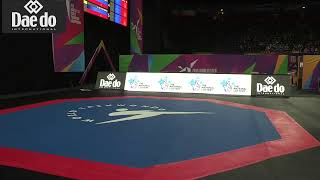 WT Championship Manchester 2019 – 19th May - Session 14 - Court 4