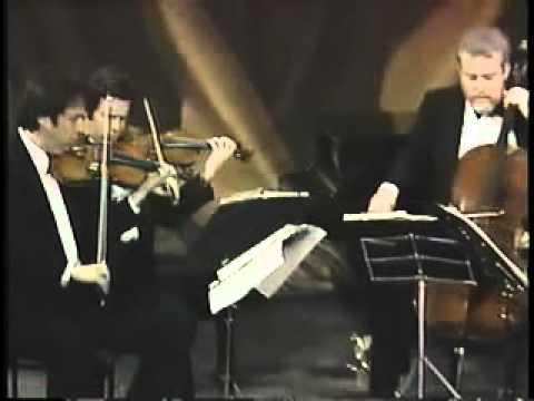 Beethoven - String Quartet OP 18 N° 3 - Cleveland Quartet