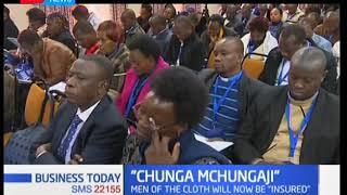 "Insurance companies develop product, ""Chunga Mchungaji"" to help Pastors | Business Today"
