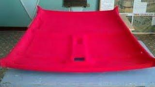 Реставрация потолка на Авто(переклеиваем потолок на авто . смотрите другие видео по этой теме : -https://www.youtube.com/watch?feature=player_embedded&v=_QCo3KPetTw..., 2014-09-04T03:58:08.000Z)