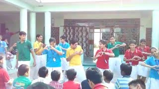 Holy Cross School Outreach Program ( Deepti Ashram)