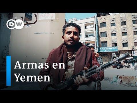 Yemen y el comercio de armas | DW Documental