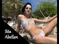 Sita Abellan Bikinili ve Göğüs Frikikleri - Tits Nippless