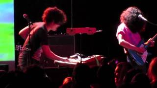 Neon Indian - Psychic Chasms (live @ The Showbox, Seattle 9-27-10)