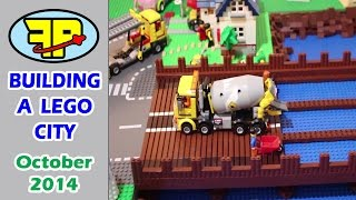 Friction Pin's My Lego City Tour Update #6 October 2014