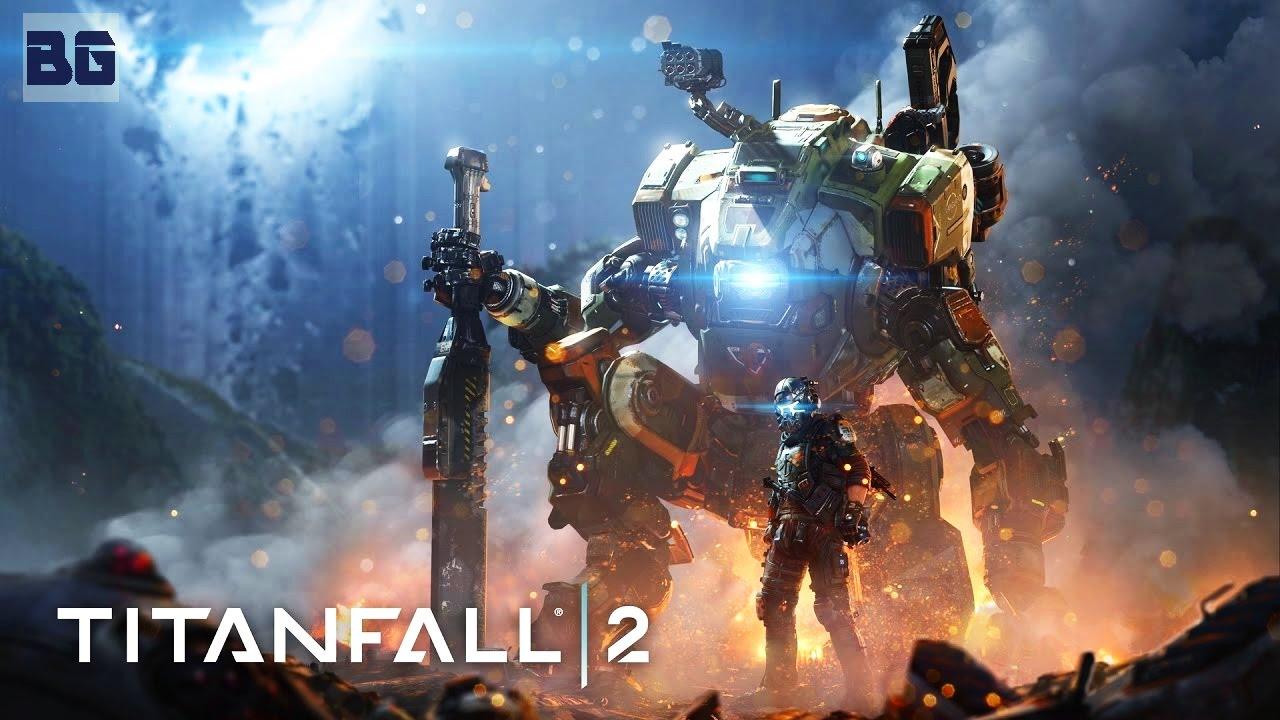 BALEEIRO GAMES - Titanfall: 2 - O Filme (Dublado)