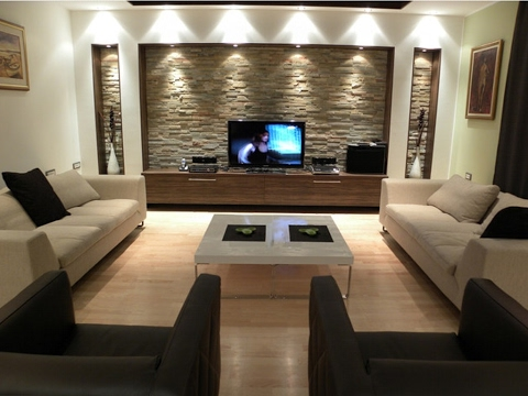 Home Decorating Ideas TV Room