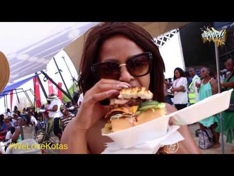 Soweto Kota Festival #WeLoveKotas