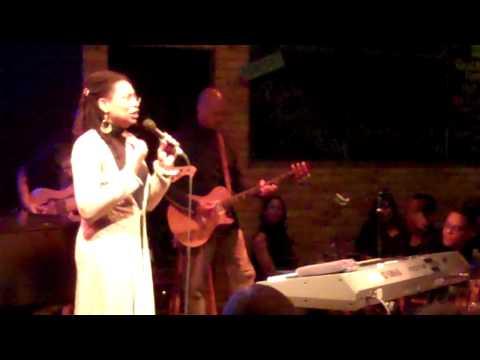 Rachelle Ferrell at the Dakota Jazz Club