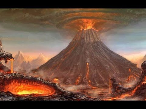 Tambora Volcano Eruption - The Year Without A Summer