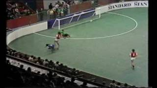 Evening Standard London 5 a side Wembley  PART 1