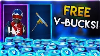 COMMENT À GET GRATUIT VBUCKS (FORTNITE)