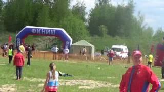 Чемпионат Росгвардии по кроссу. Эстафета 4х1 километру.