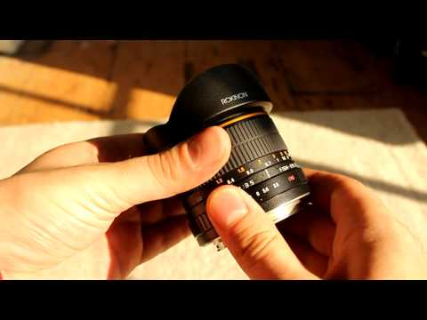 Samyang 8mm F/3.5 Fisheye Lens Review With Samples