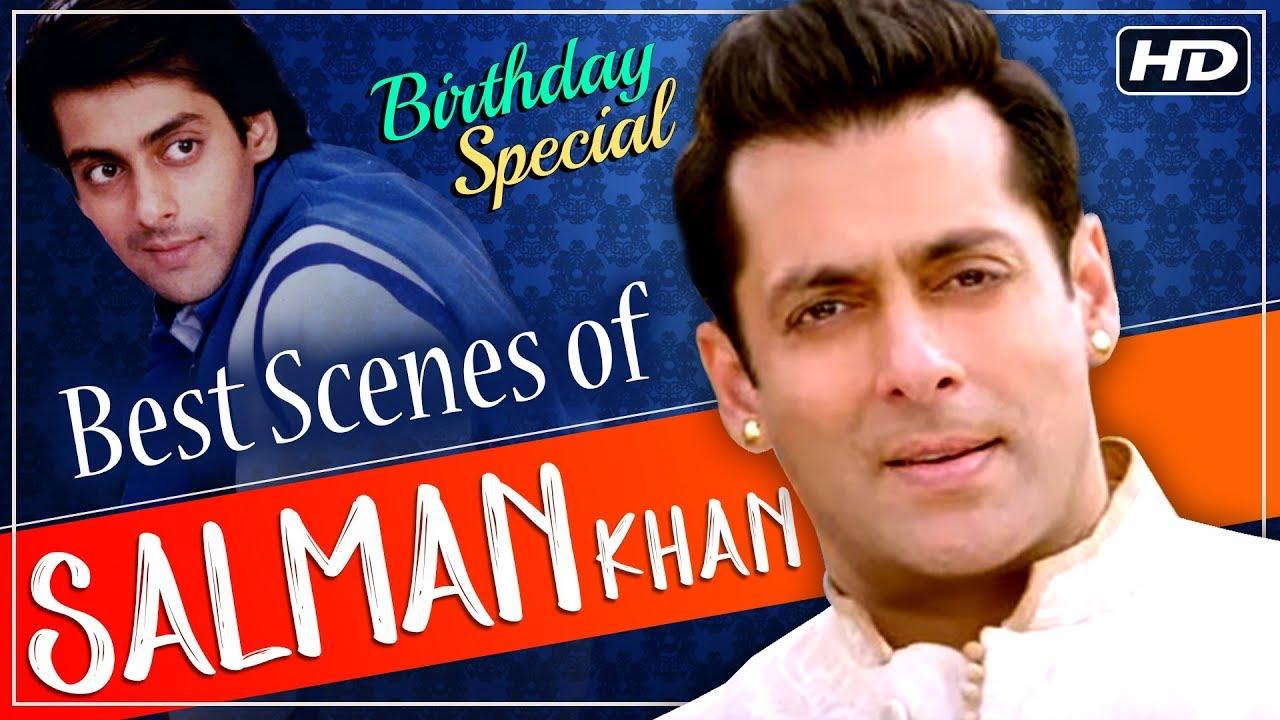 Download Best Scenes Of Salman Khan   Prem Ratan Dhan Payo   Maine Pyar Kiya   Hum Aapke Hain Koun   HSSH