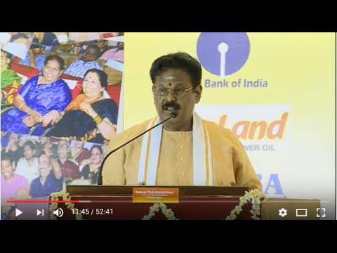 Solvendhar Suki Sivam | Humour Speech | Humour Club International - Triplicane Chapter