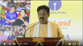 Solvendhar Suki Sivam | Humour Speech | Humour Club International - Triplicane Chapter