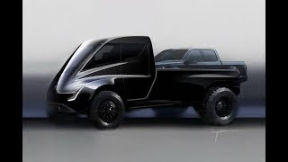Tesla News Pickup - Truck Update