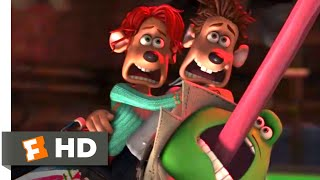 Flushed Away 2006   Saving The Sewer Scene 1010  Movieclips
