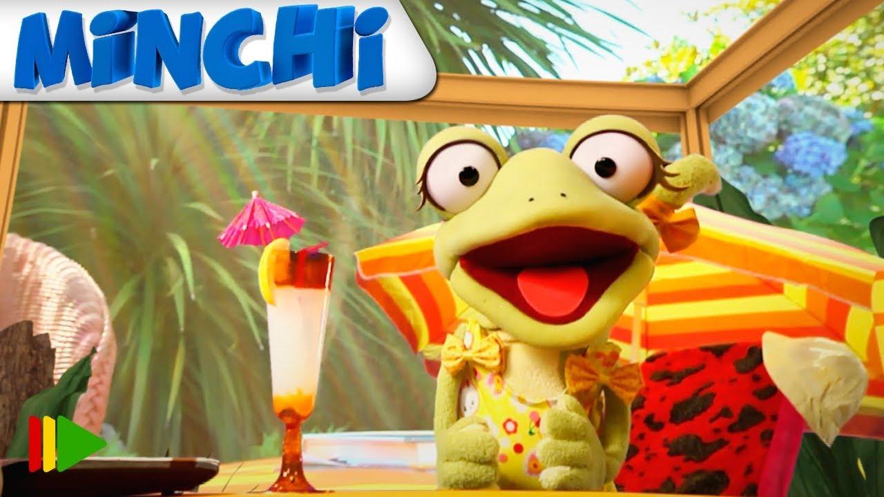 Las Aventuras de Minchi | Episodios para NIÑOS | Flores, risas y Minchi | +12 minutos