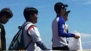 Park Bo Gum on vacation in Cebu, 2nd Day. 10/22/2016