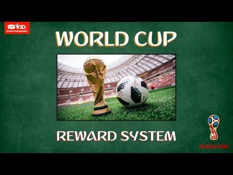 VIPKid Reward Idea: World Cup 2018!!!