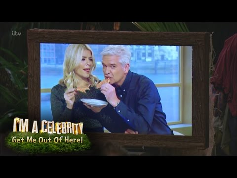 Holly Willoughby and Phillip Schofield Torture the Campmates  I'm A Celebrity...Get Me Out Of Here!