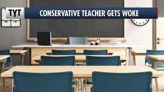 Republican Teacher: Voting For Trump Might've Killed Me