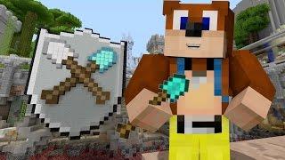 Minecraft Xbox - Tumble (Spleef) Mini-Game - CHAMPION!