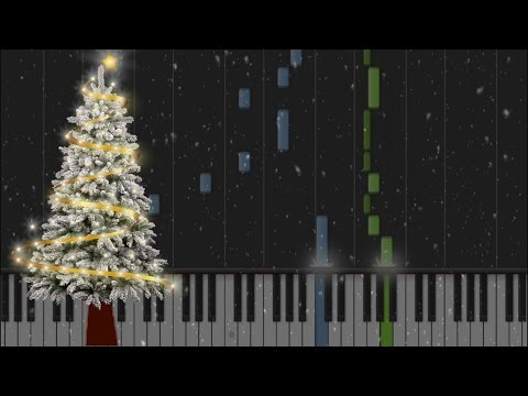 Last Christmas - Peaceful Piano Version - Tutorial + SHEETS