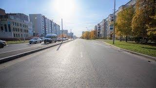 Асфальт на миллиард: в Сургуте комиссия проверила качество ремонта дорог