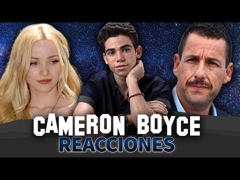Cameron Boyce | Reacciones | (Dove Cameron, Adam Sandler, Debby Ryan)