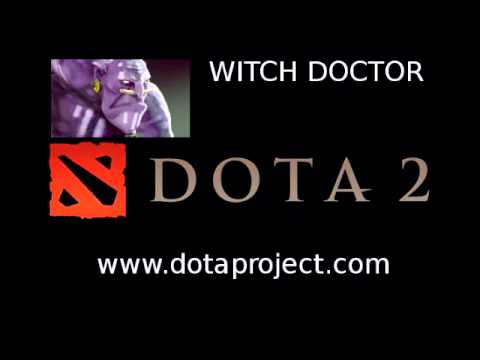 Dota 2 Witchdoctor Voice