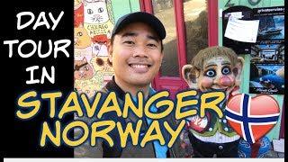 Vlog 7: Roaming around STAVANGER,NORWAYwith FUNNYFRIENDS!!:)