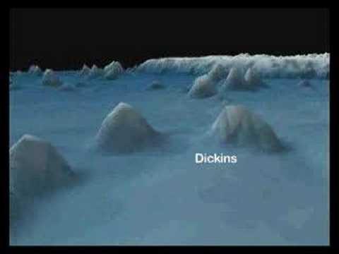 Gulf of Alaska Seamount Flythrough