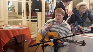 Konferencja w Paryżu  - Koncert Zbigniewa Romanowskiego
