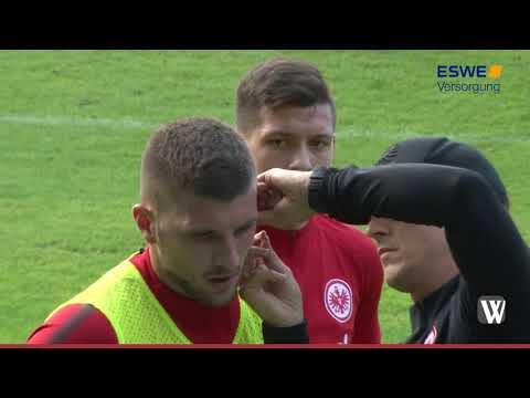 Ante Rebic bleibt bei Eintracht Frankfurt
