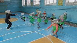 Видеоурок физической культуры Мануновой В.С. (Старобешевский район)
