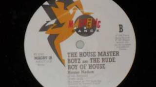 house nation by the house master boyz & the rude boy of house