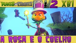 Plants vs. Zombies Garden Warfare 2 - A Rosa e o Coelho