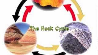 WE WILL ROCK YOU! (The Rock Cycle)