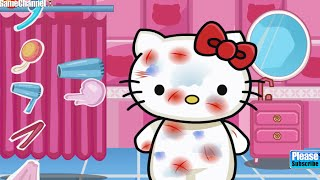 Hello Kitty Care Online Free Flash Game Videos GAMEPLAY